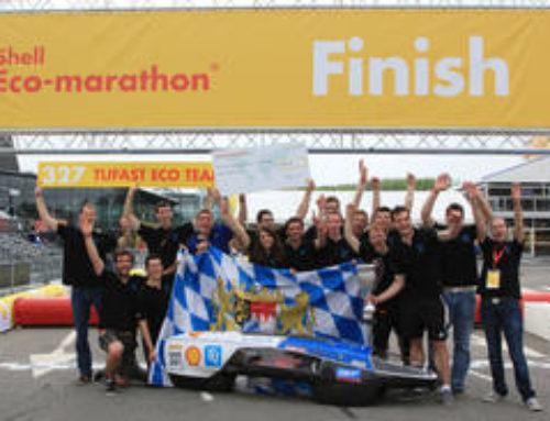 Unser studentisches Team der TU München holt den 2. Platz in Rotterdamm