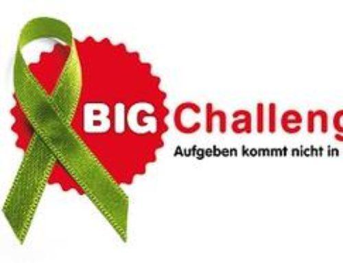 Big Challenge- Schweinehalter gegen Krebs e.V. auch wir sind dabei